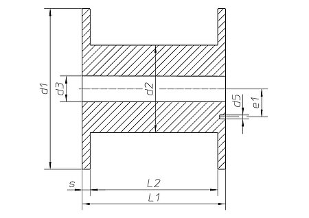 spulen f r l tdraht leonische gespinste h fner krullmann gmbh. Black Bedroom Furniture Sets. Home Design Ideas