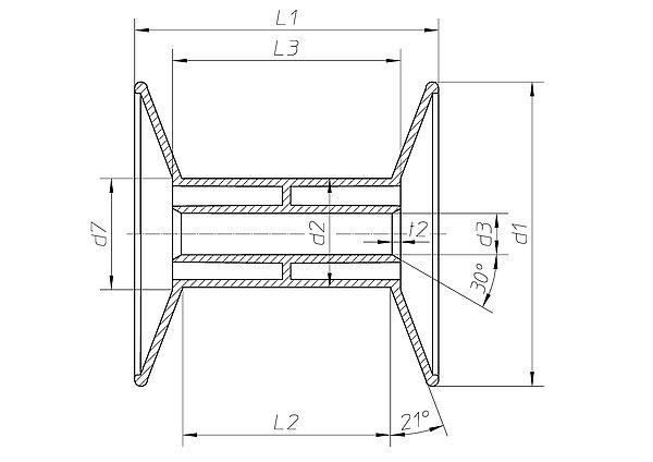 spule mefo 120 21 h fner krullmann gmbh. Black Bedroom Furniture Sets. Home Design Ideas