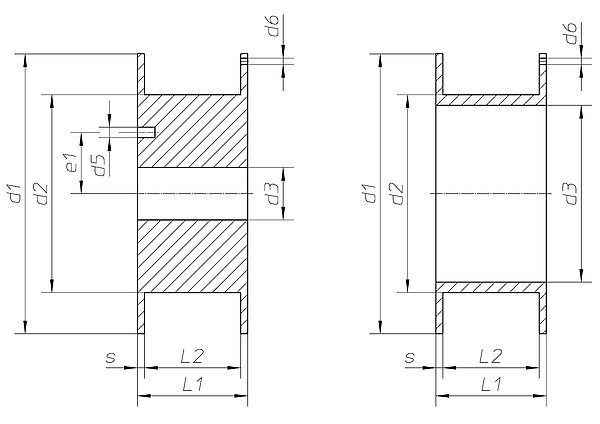 spule sd 117 h fner krullmann gmbh. Black Bedroom Furniture Sets. Home Design Ideas