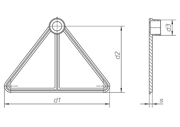 transporthalter h fner krullmann gmbh. Black Bedroom Furniture Sets. Home Design Ideas