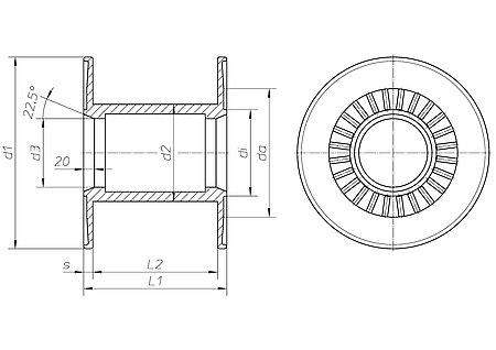 gm spulen h fner krullmann gmbh. Black Bedroom Furniture Sets. Home Design Ideas