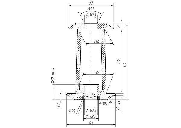 spule 200 315 h fner krullmann gmbh. Black Bedroom Furniture Sets. Home Design Ideas