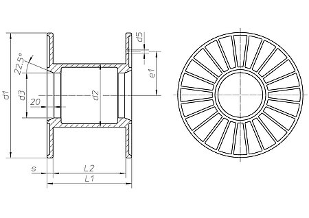bersicht spulen h fner krullmann gmbh. Black Bedroom Furniture Sets. Home Design Ideas
