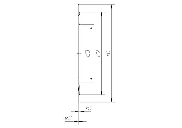 druckring tr 615 334 h fner krullmann gmbh. Black Bedroom Furniture Sets. Home Design Ideas